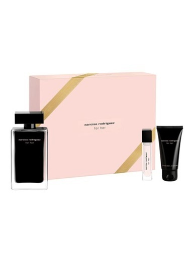 Narciso Rodriguez For Her Edt 100 Ml + Body Lotion 50 Ml Renksiz